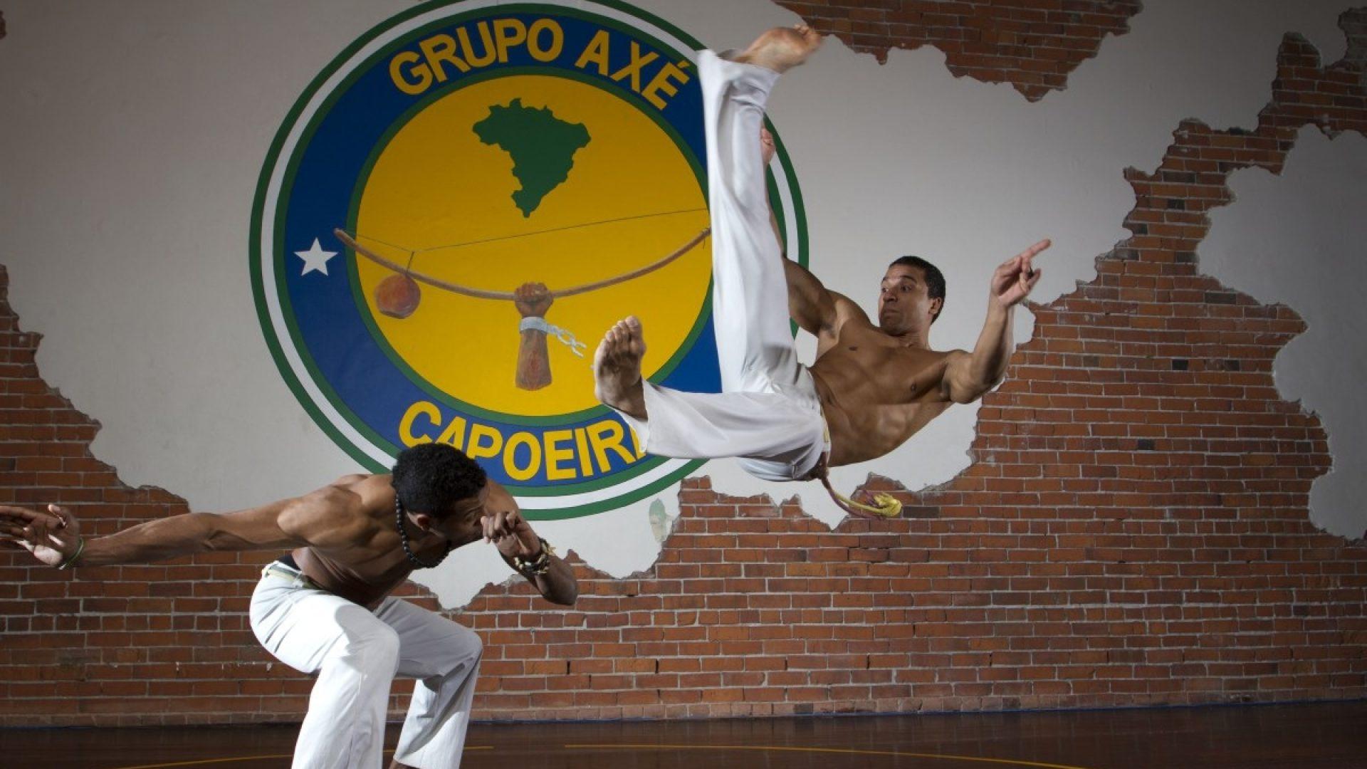 Grupo Axé Capoeira